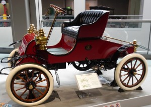 1902 Cadillac Model A