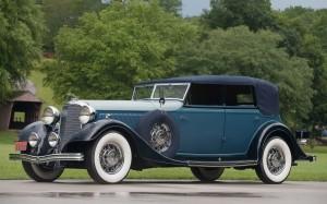 1920 Lincoln Custom