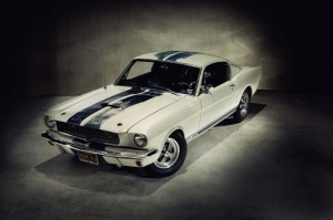 "1965 Ford Mustang Shelby GT350 ""Barn Find"""