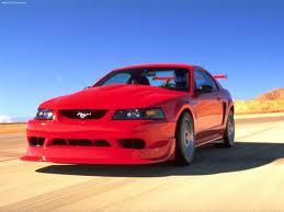 2000 SVT Mustang SVT Cobra