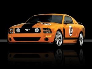 2007 Parnelli Jones Mustang