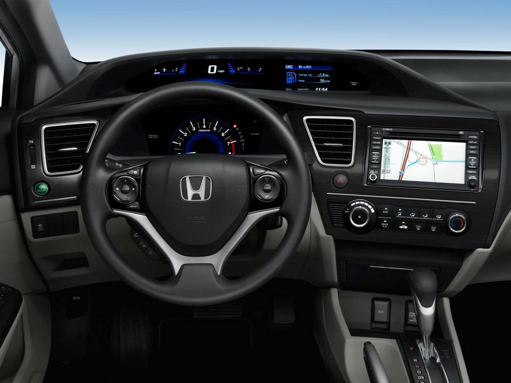 2014 Honda Civic Natural Gas     BestRide