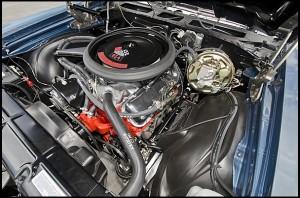 Chevelle engine