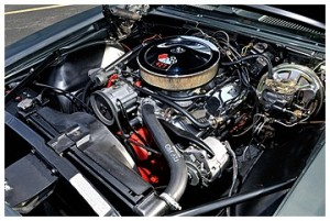 camaro engine