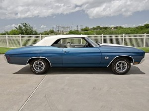 chevelle side