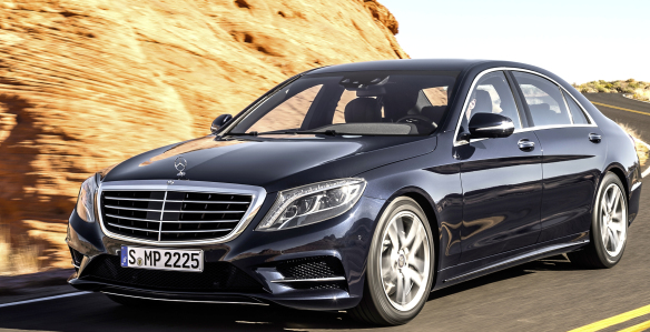 2014 mercedes s class with sport package - Mercedes Benz 2014 S Class Black