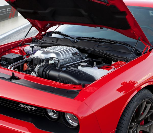 Dodge Cranks Out Even More Hellcat Engines to Meet Demand
