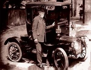 Henry Leland in 1930