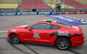 Pace Car side