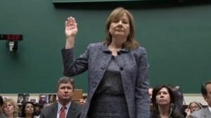 GM's Barra pleads ignorance