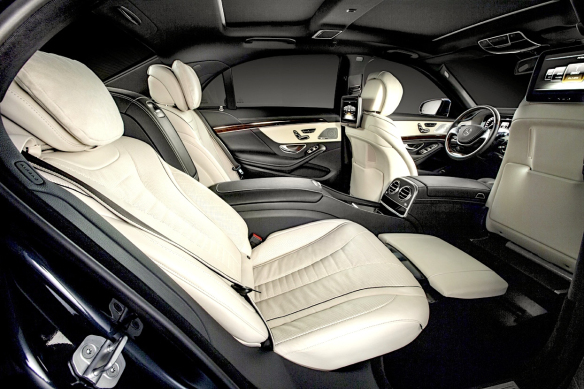 2014 Mercedes-Benz S550 | | BestRide