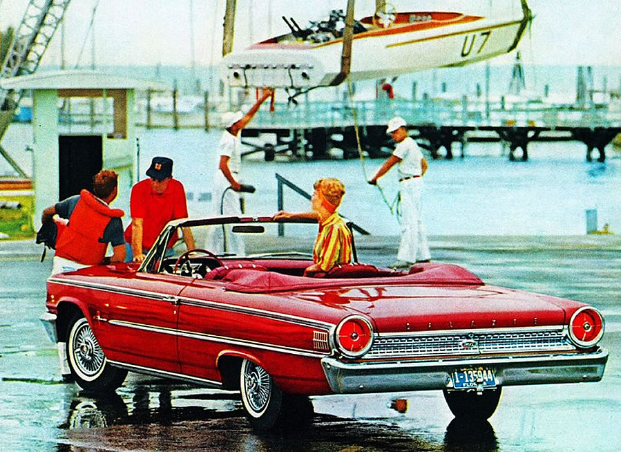 Cars We Remember 1963 Ford Galaxie | | BestRide