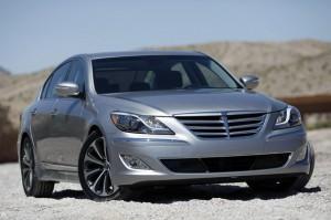 2012 Hyundai Genesis R-Spec