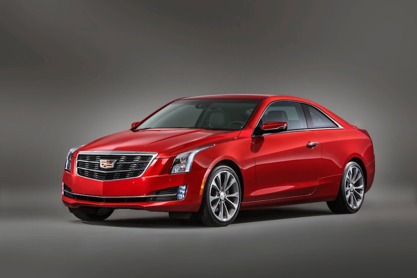 Hickman Motors St Johns >> 2015 Cadillac ATS Wirelessly Charges Your Smartphone | BestRide