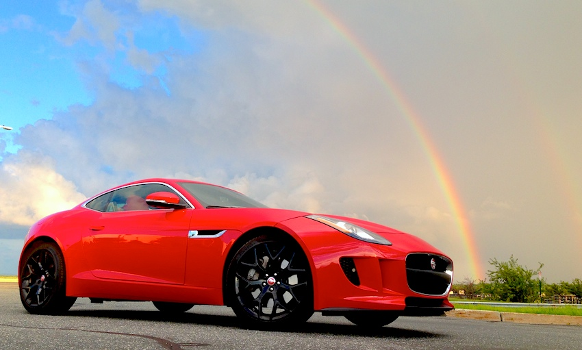 2015 Jaguar F Type Lead Bestride