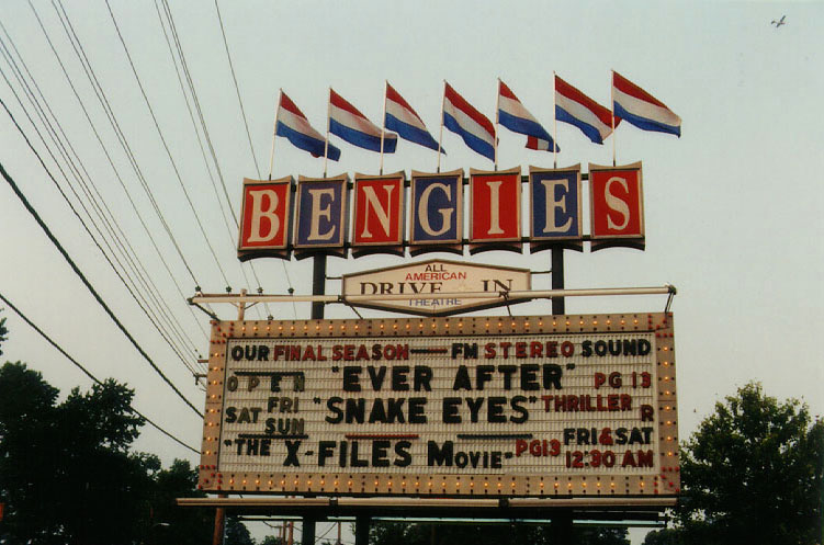 Bengies Drive In