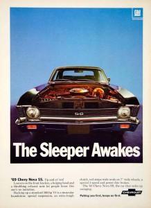 Chevy Nova Sleeper