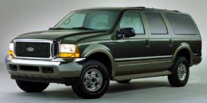 2000 Ford Excursion Limited-1