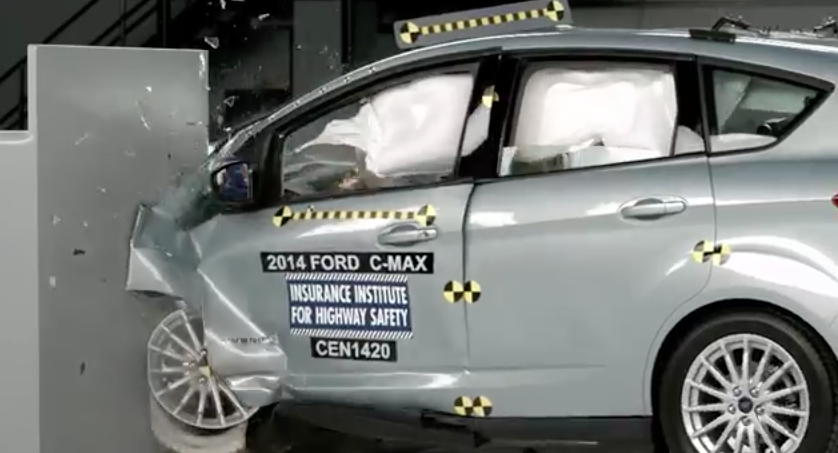 Video Iihs Some Small Cars Struggle With Crash Test Bestride