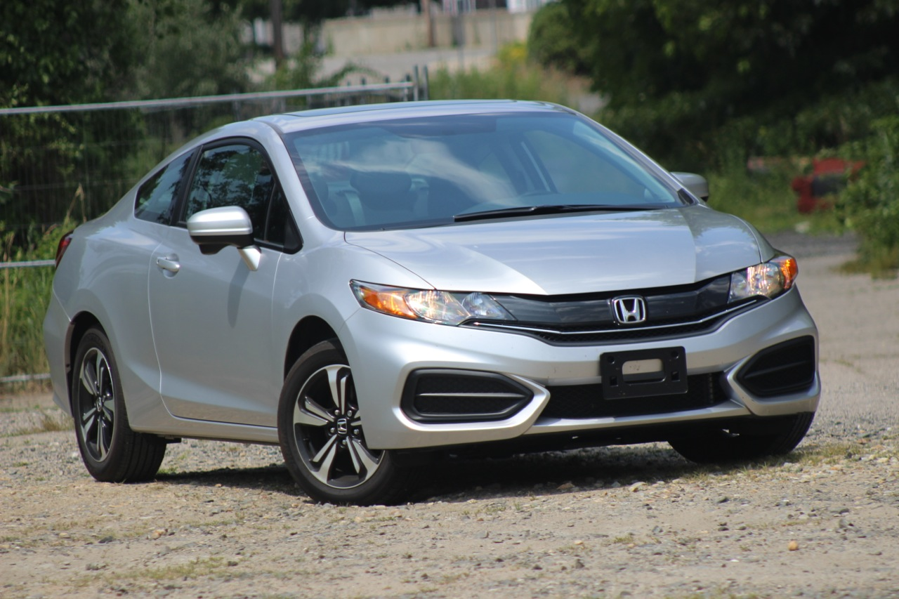 Review 2014 Honda Civic Coupe Bestride