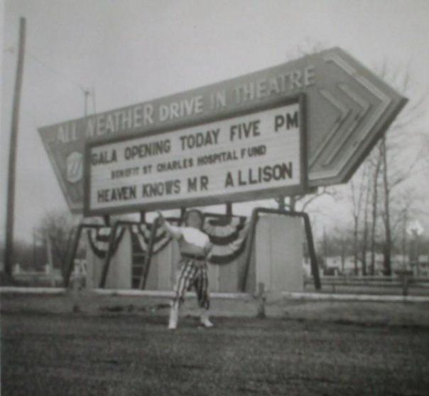 Johnny All-Weather Drive-In