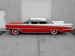 Lot #393 1959 Oldsmobile 98 Two-Door Coupe