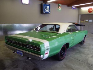Lot # 726 1969 Dodge Super Bee Two-Door Hardtop