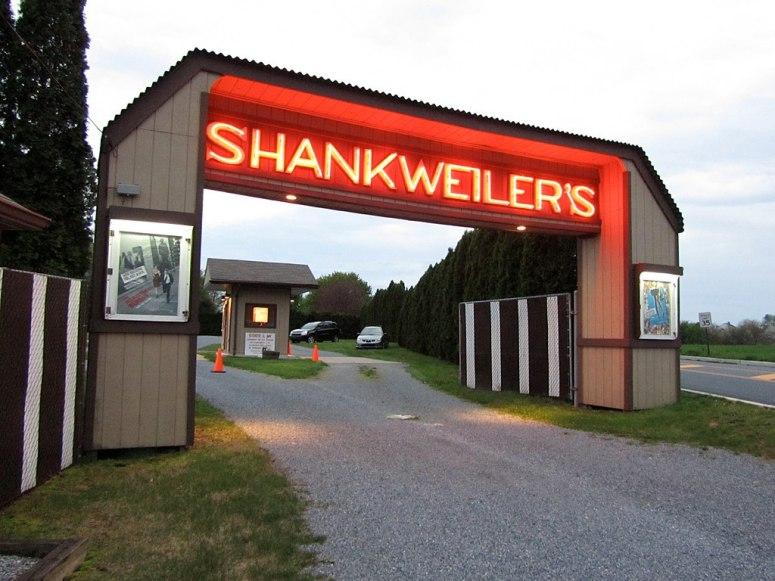 Shankweilers-drive-in-bestride