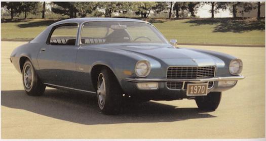 1970-Chevrolet-Camaro-Front-Bestride