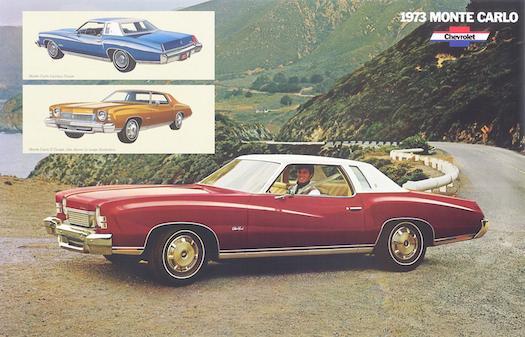 1973 Chevrolet Monte Carlo Dealer Sheet-01