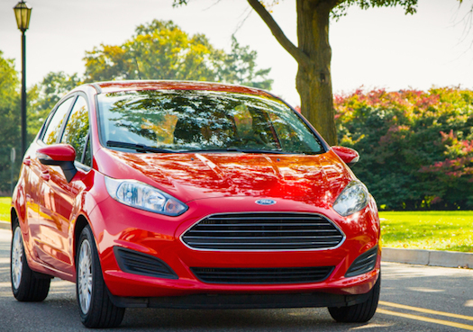 2014 Ford Fiesta with the Award-Winning 1.0-Liter EcoBoost Engine