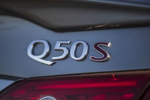 2014 Infiniti Q50S