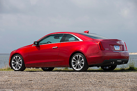 Cadillac-ATS-Coupe-rear