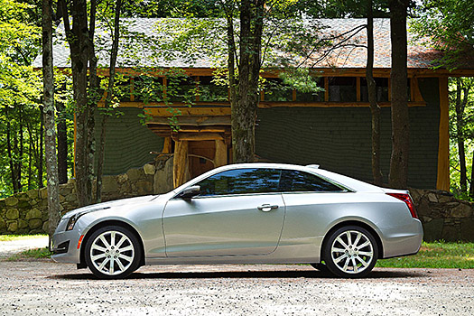 Cadillac-ATS-Coupe-side