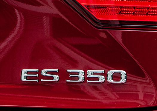 Emblem - ES 350