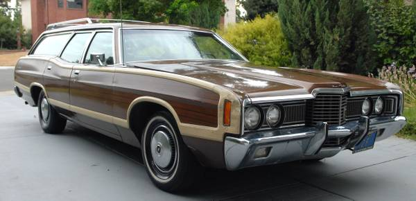 Station Wagon For Sale Craigslist >> Craigslist Find: 1972 Ford Country Squire | BestRide