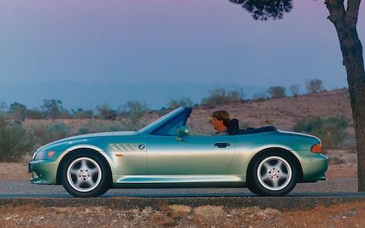 1996-BMW-Z3-Roadster-profile-2-Bestride