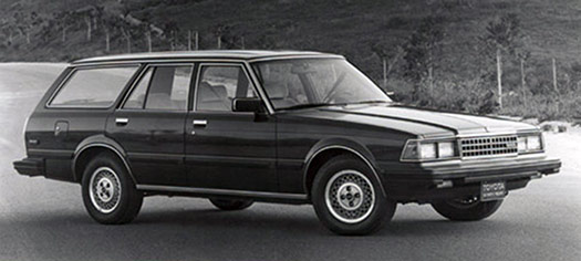 Toyota Cressida Wagon