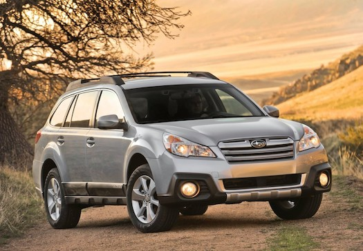 2014 Subaru Outback Limited-Bestride