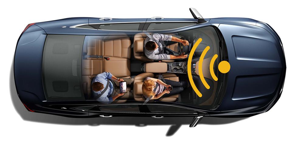 2015 Chevy Impala WI-FI Horspot