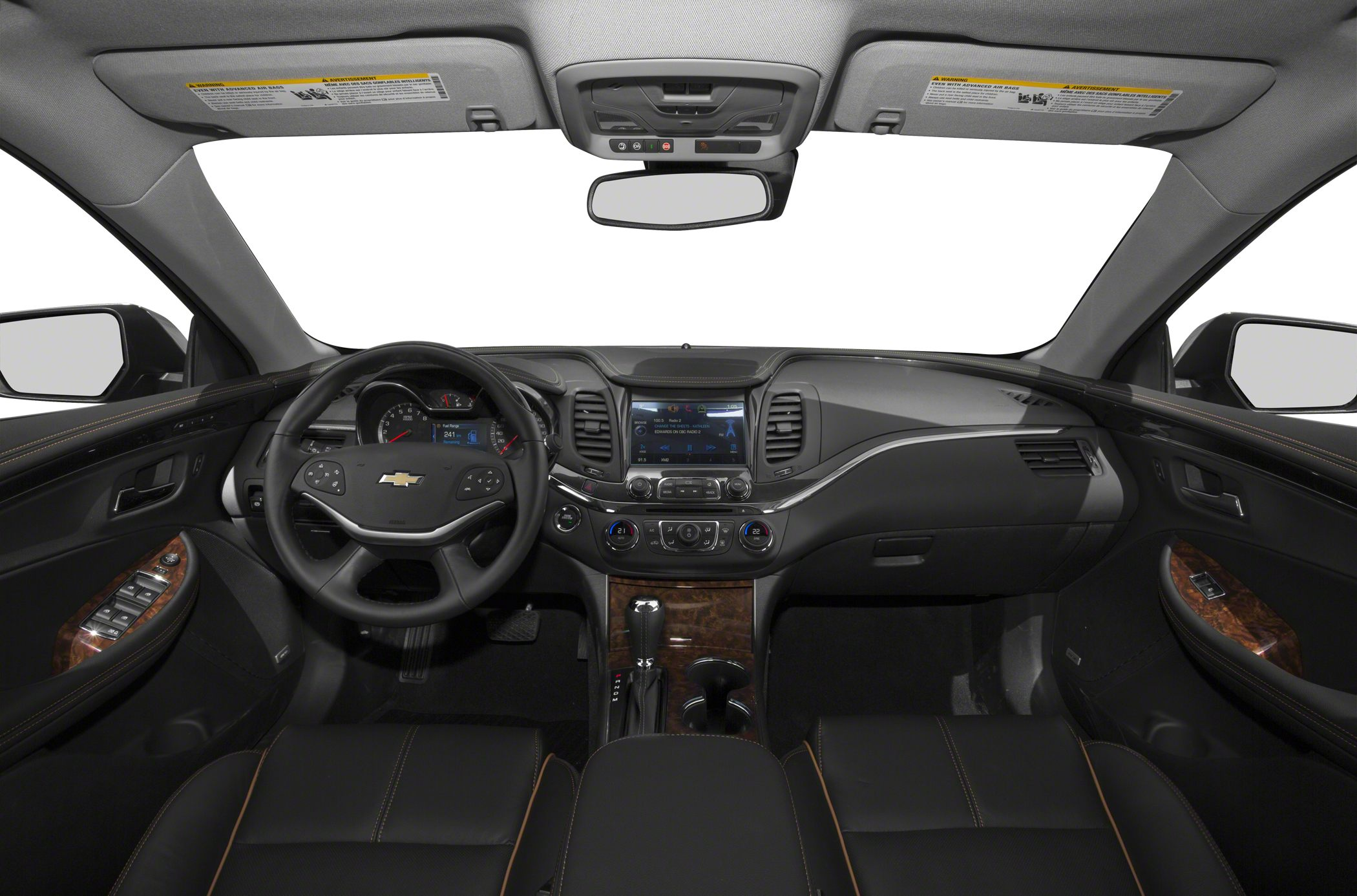 Impala 2015 Interior Images Galleries With A Bite
