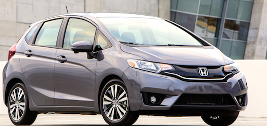 2015 Honda Fit Is A Big Little Car