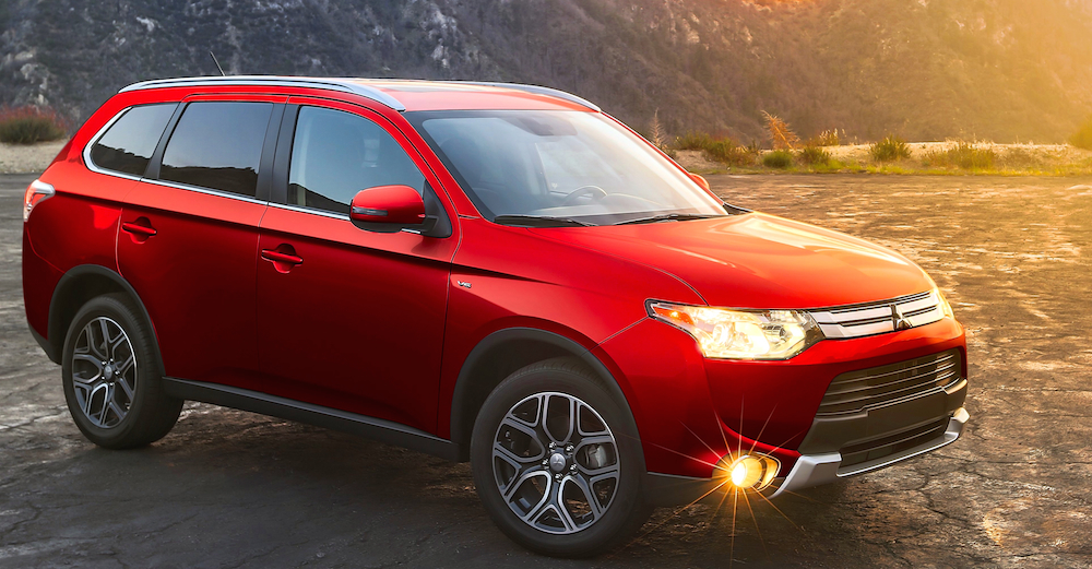 "2014 Mitsubishi Outlander GT S-AWC asks ""Why me?"""