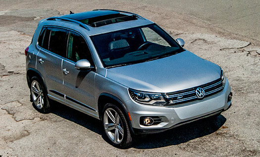 Kia Certified Pre Owned >> 2014 Volkswagen Tiguan R-Line: Ambitiously Marginalized | BestRide