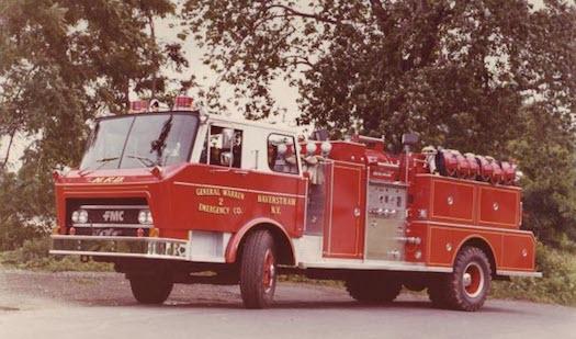 FMC-Fire-Truck
