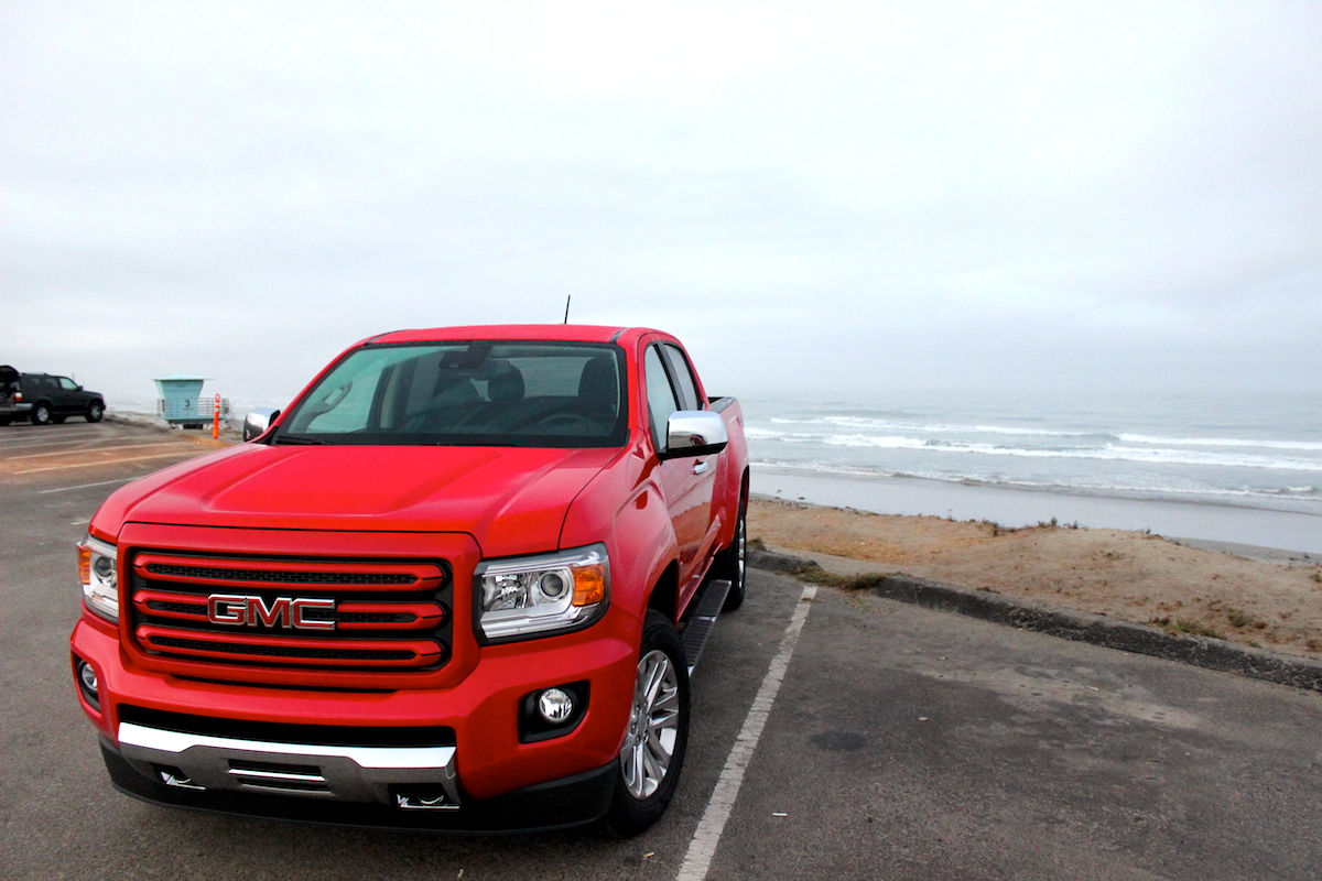 2015 Chevrolet Colorado GMC Canyon