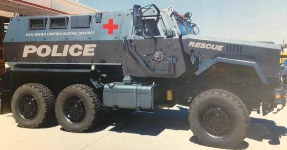 MRAP San Diego