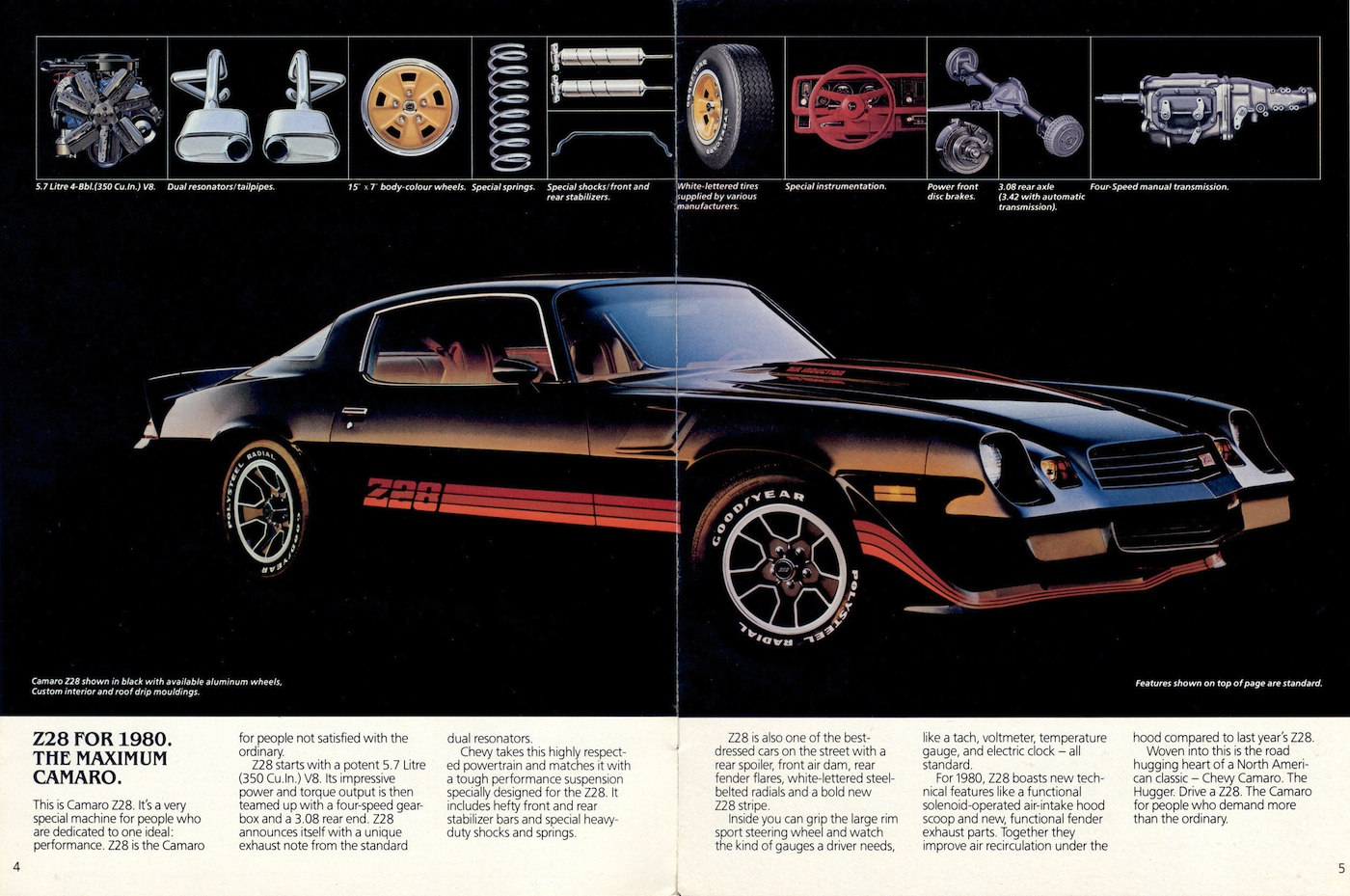 class of 1981 five cool cars from the height of the. Black Bedroom Furniture Sets. Home Design Ideas