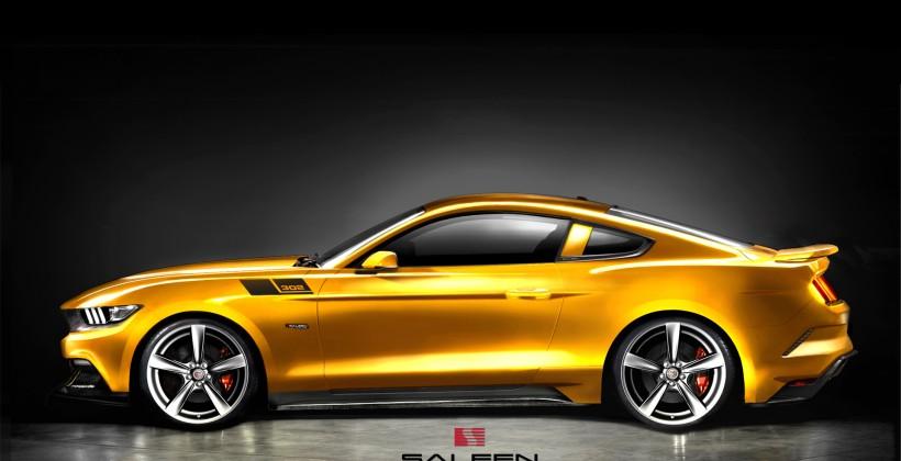 Saleen Mustang 2015