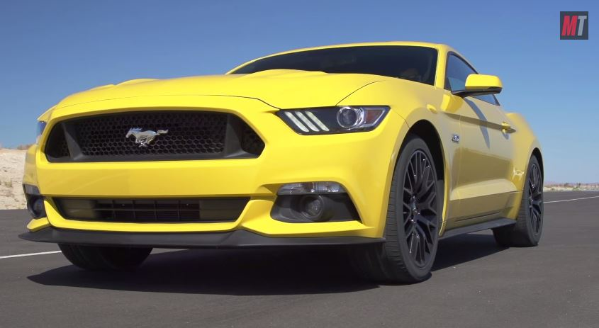 video 2015 mustang gt vs 2015 chevy camaro ss track battle bestride. Cars Review. Best American Auto & Cars Review